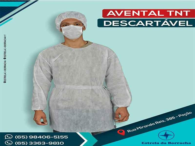 Aventarl TNT Descartável