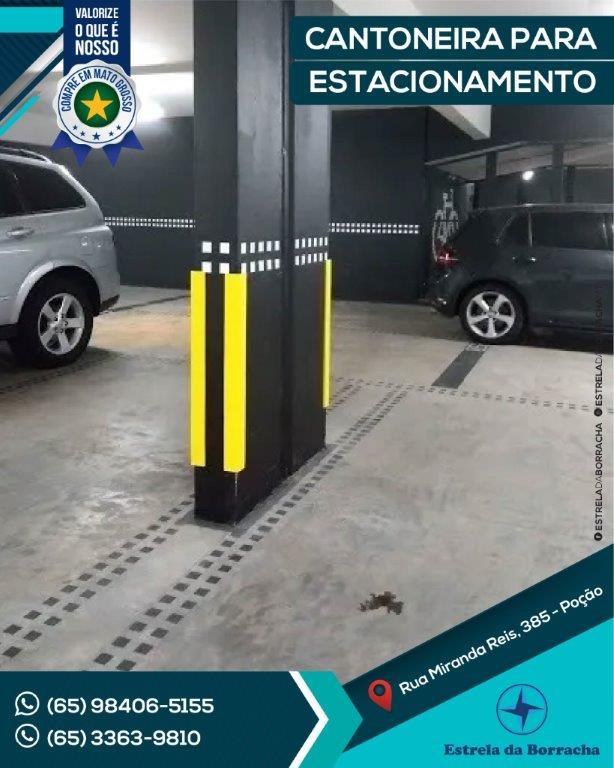Cantoneira Para Estacionamento