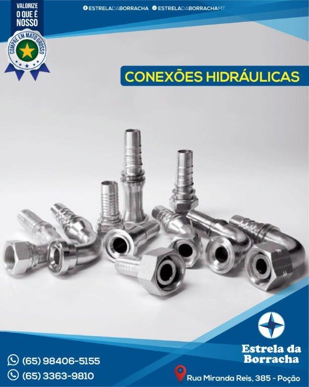 Conexões Hidráulicas