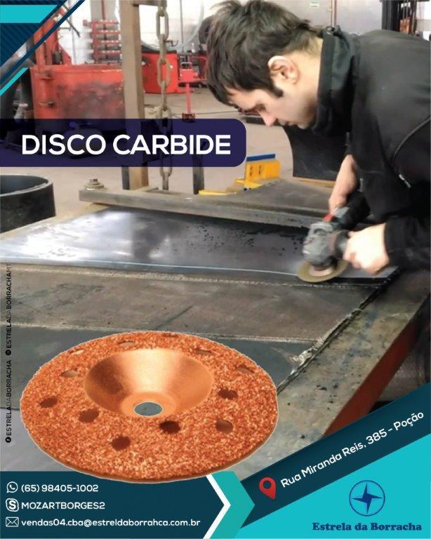 DISCO CARBIDE