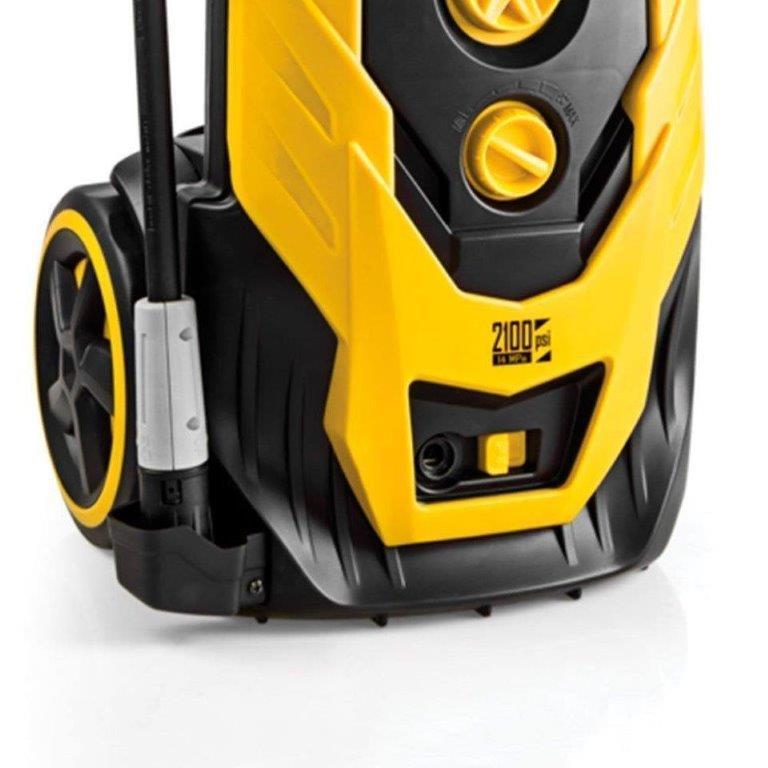 Lavadora 127v-2100w Pressao Max 2100 psi