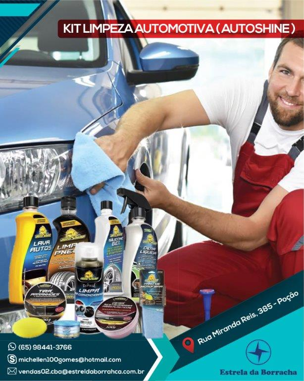 Limpeza Automotiva Autoshine