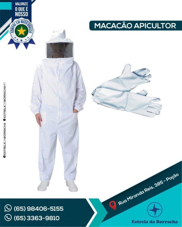 Macacão Apicultor