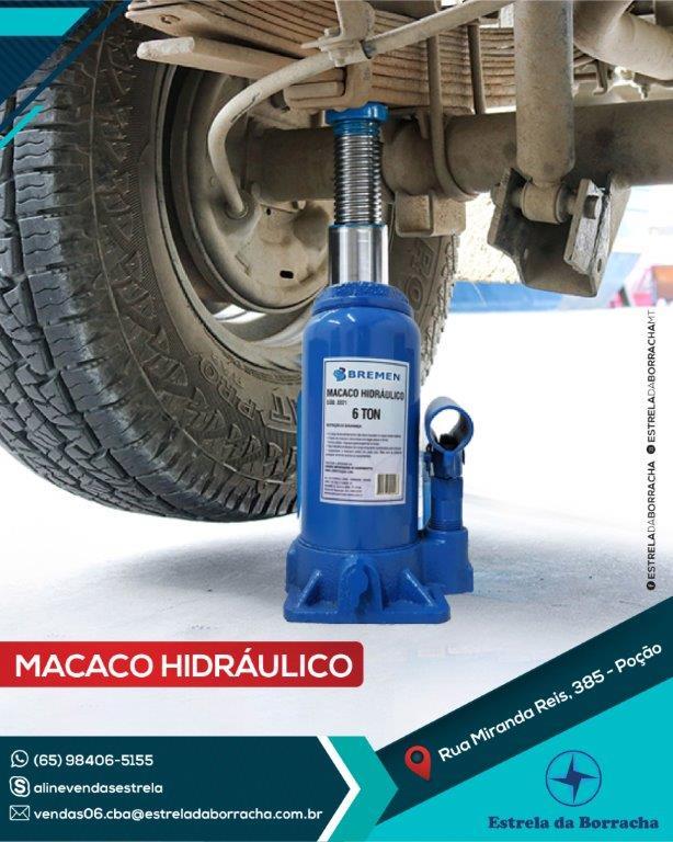 MACACO HIDRAULICO