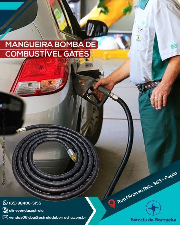 Mangueira Bomba De Combustível Gates