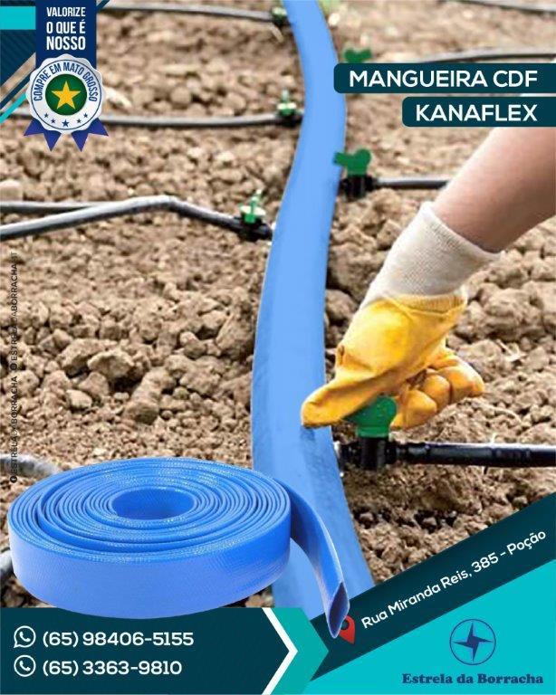 Mangueira CDF Kanaflex