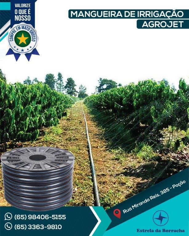 Mangueira De Irrigação Agrojet