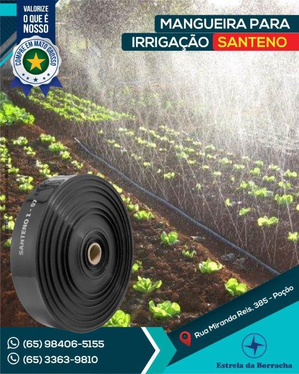 Mangueira Para Irrigação Santeno