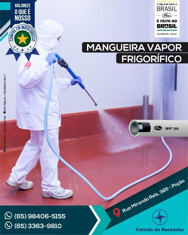 Mangueira Vapor Frigorífico MVF 300 Gates