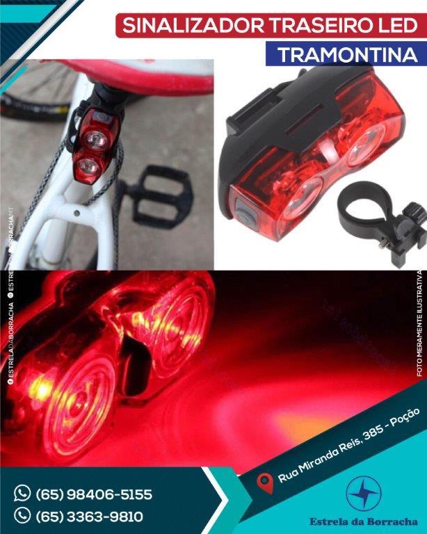 Sinalizador Traseiro LED Tramontina